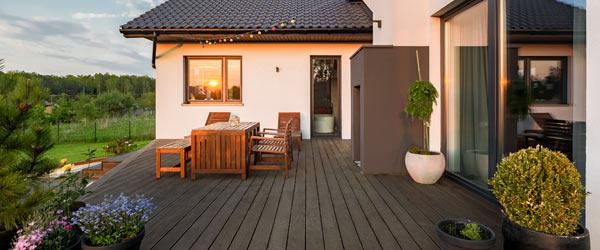 budget terrasse bois