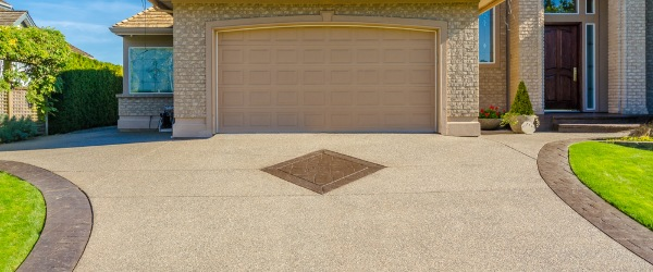 chemin garage