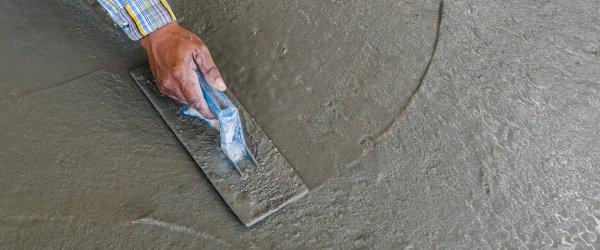 construction terrasse beton
