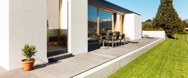 exterieur villa