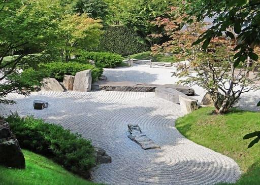 Jardin Japonais : Comment faire un Jardin zen ? Arbuste, Idées, Photos