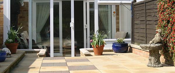 maison veranda pvc