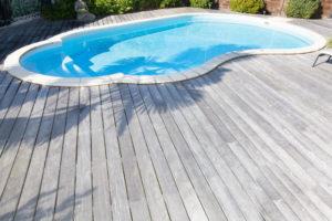 terrasse bois piscine 2