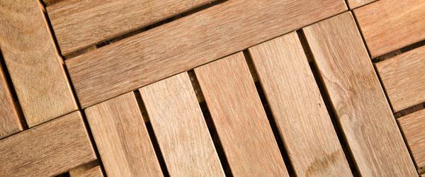 terrasse bois plot