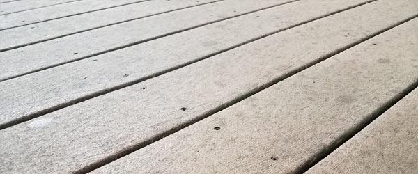 terrasse composite en bois