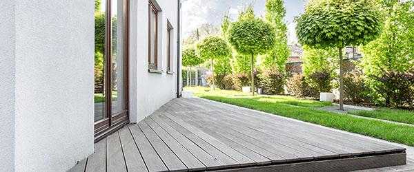 terrasse jardin design